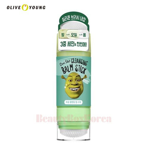 OLIVEYOUNG Dreamworks One Step Cleansing Balm Stick 43g