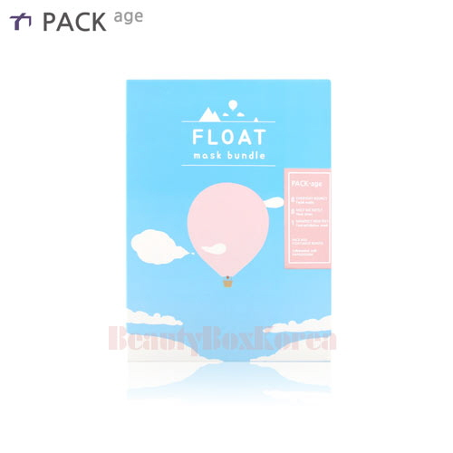 PACK AGE Float Mask Bundle 17ea