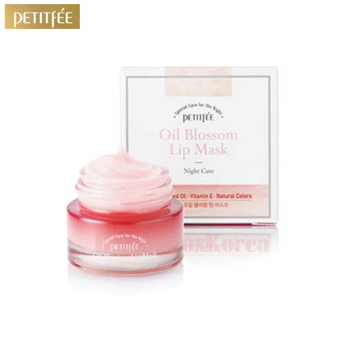 PETITFEE Oil Blossom Lip Mask Camelia Seed Oil 15g