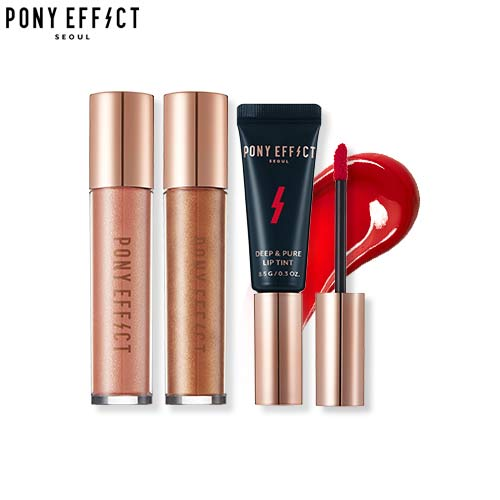 PONY EFFECT Confident Summer Look Set #02 (2 items) 7g, PONY EFFECT