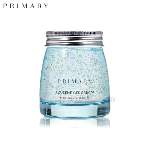 PRIMARY RAW Azulene Gel Cream 110ml