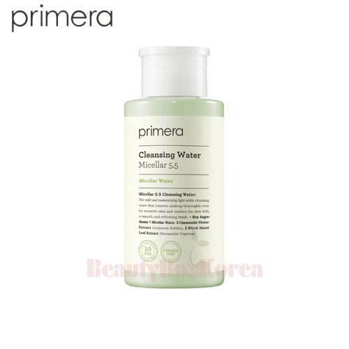 PRIMERA Micellar 5.5 Cleansing Water 300ml
