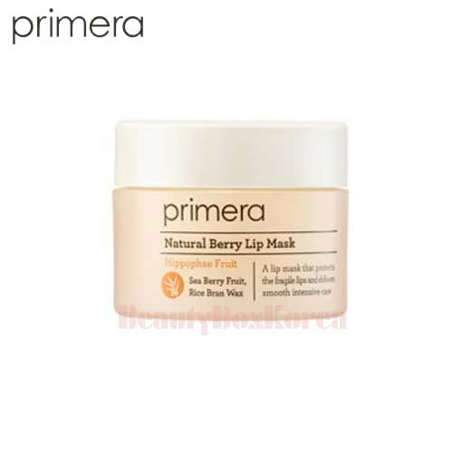 PRIMERA Natural Berry Lip Mask 17g