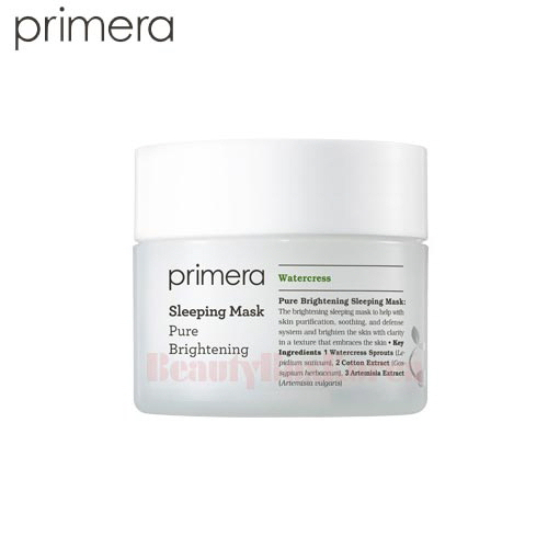 PRIMERA Pure Brightening Sleeping Mask 100ml