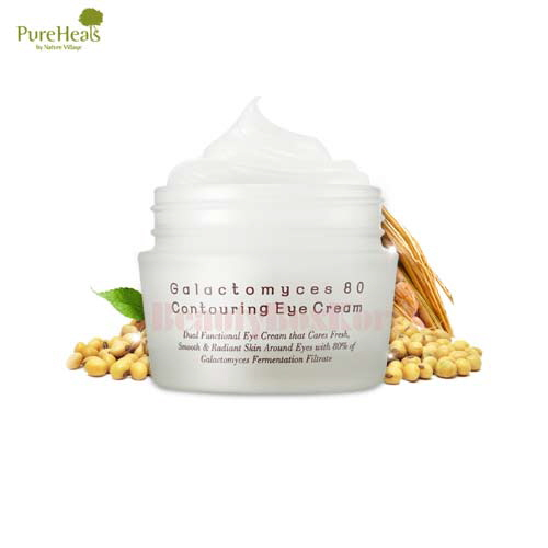 PUREHEALS Galactomyces 80 Contouring Eye Cream 60ml