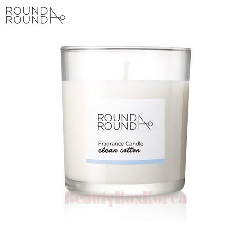ROUND A ROUND Fragrance Candle 150g