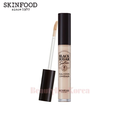 SKINFOOD Black Sugar Satin Full Cover Concealer 5g