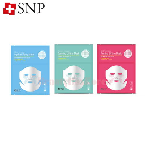 SNP Lifting Mask 23ml*5ea