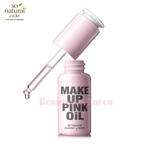 SO NATURAL Makeup Pink Oil 17ml