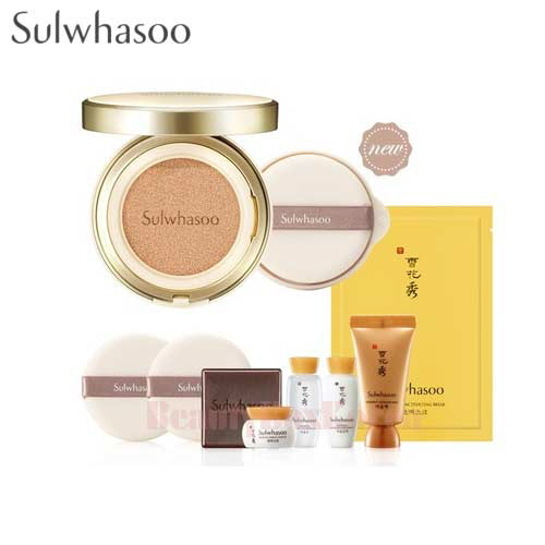 SULWHASOO Perfecting Cushion SPF50+ PA+++15g*2 [Special Package Set]