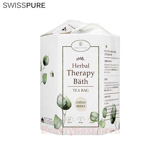 SWISSPURE  Herbal Therapy Bath Tea Bag 20g