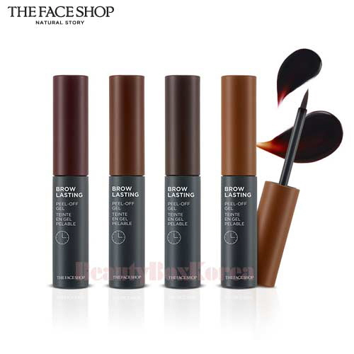 THE FACE SHOP Brow Lasting Peel Off Gel 5g