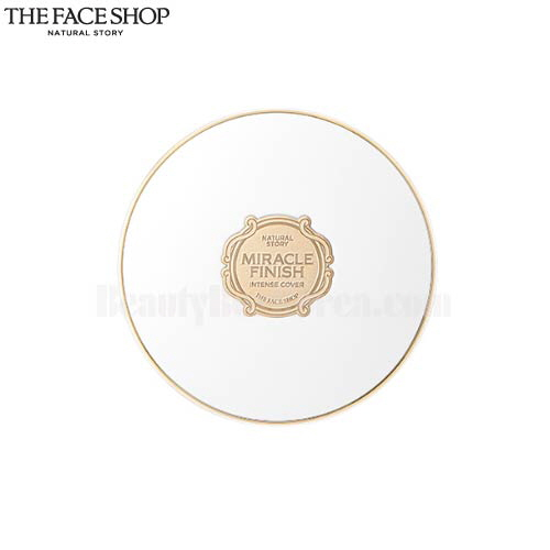 THE FACE SHOP CC Cushion SPF50+ PA+++ Intense Cover 15g