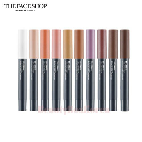 THE FACE SHOP Coloring Stick Shadow 1.3g