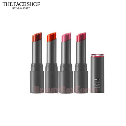 THE FACE SHOP Matte Touch Lipstick 4.3g