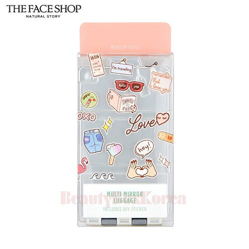 THE FACE SHOP Multi Mirror Luggage 1ea