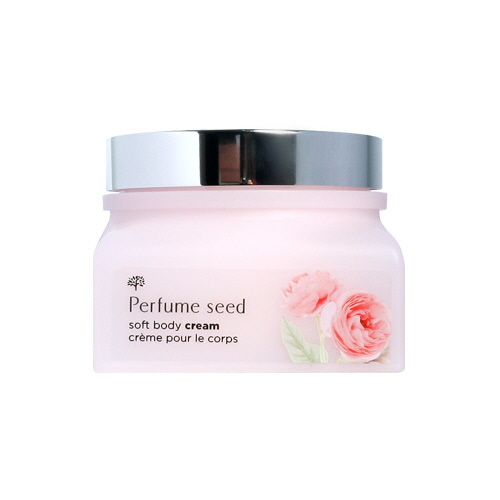 THE FACE SHOP Perfume Seed Soft Body Cream 180ml,THE FACE SHOP
