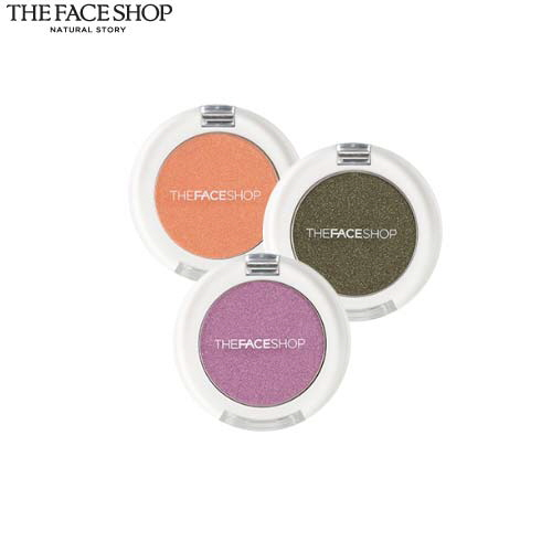 THE FACE SHOP Single Shadow Shimmer 1.8g