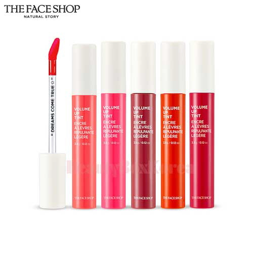 THE FACE SHOP Volume Up Tint 3.5g,THE FACE SHOP,Beauty Box Korea