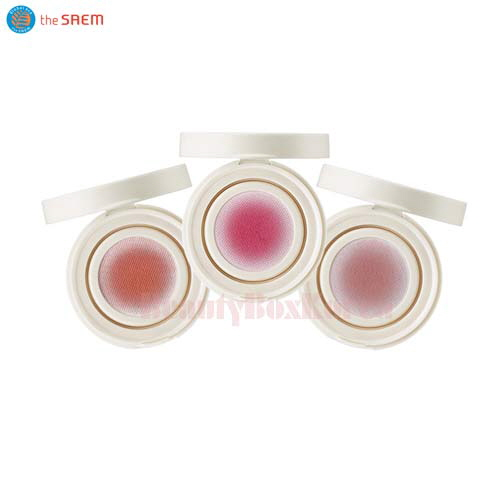 THE SAEM Eco Soul Bounce Cream Blusher 6g