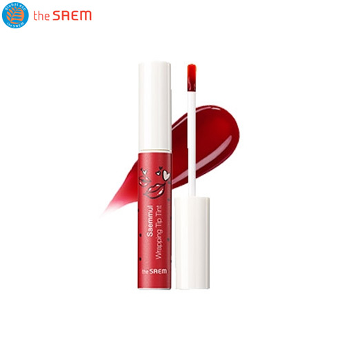THE SAEM Saemmul Wrapping Tip Tint 10g, THE SAEM