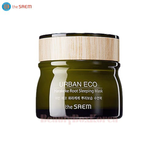 THE SAEM Urban Eco Harakeke Root Sleeping Mask 80ml