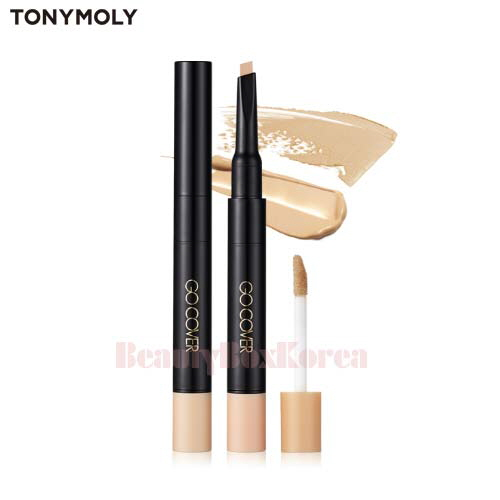 TONYMOLY Go Cover 2 In 1 Multi Concealer 4.5g