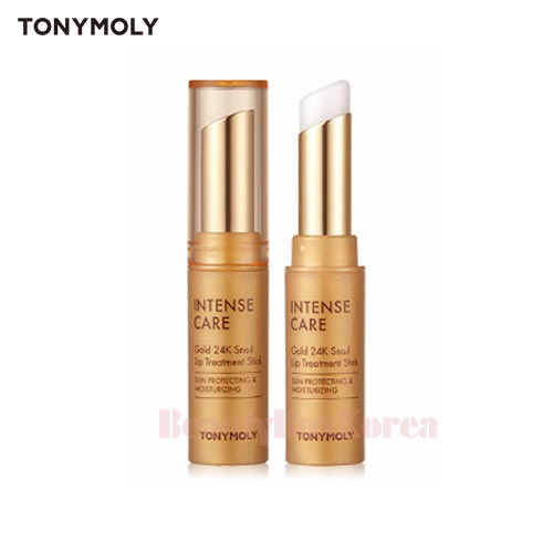 TONYMOLY Intense Care Gold 24K Snail Lip Treatment Stick 3.5g