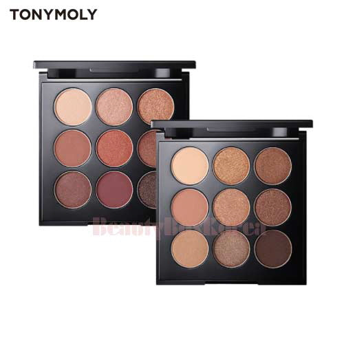 TONYMOLY Perfect Eyes Mood Eye Palette 8.5g
