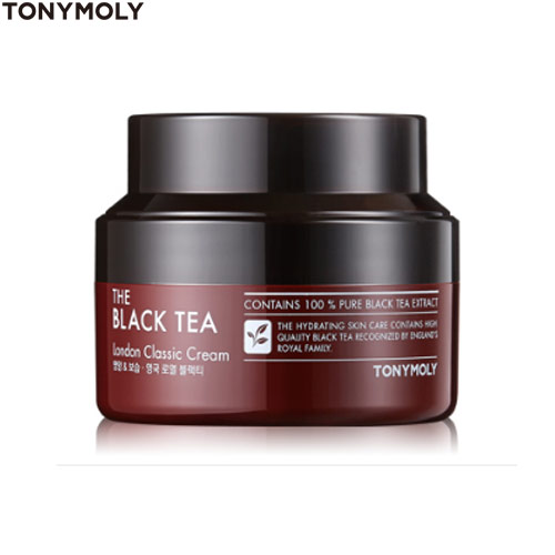 TONYMOLY The Black Tea London Classic Cream 50ml,TONYMOLY