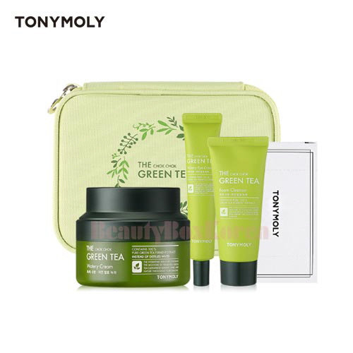TONYMOLY The Chok Chok Green Tea Watery Set 5items