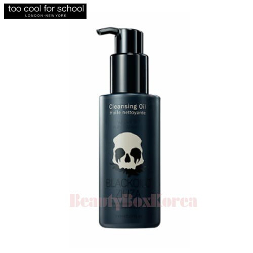 TOO COOL FOR SCHOOL Black Oil Ziuza Cleansing Oil 150ml