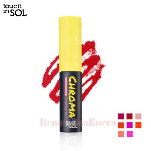 TOUCH IN SOL Chroma Powder Tint 2.5g