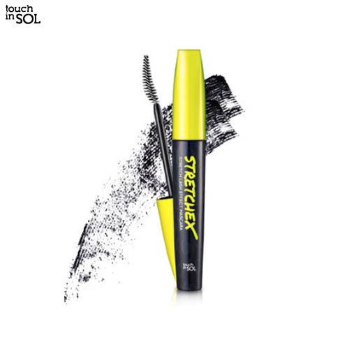 TOUCH IN SOL Stretchex Stretch Lash Effect Mascara 7g, TOUCH IN SOL