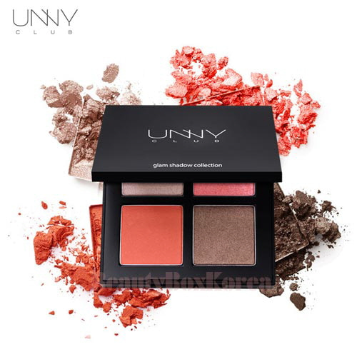 UNNY CLUB Glam Shadow Collection 8g