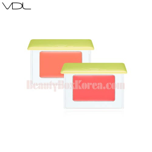 VDL Expert Color Cheek Book Mono 1.8g  [VDL+PANTONE 2017 Greenery Edition]