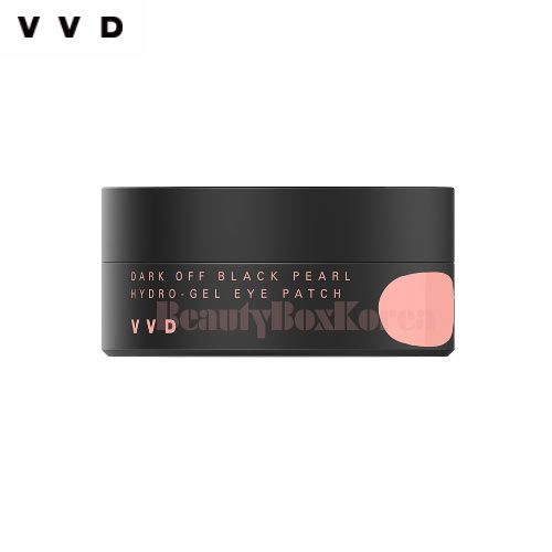 VVD Dark Off Black Pearl Hydro Gel Patch 60ea