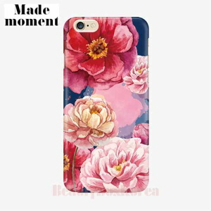 MADE MOMENT 2Kinds Adorable Flower Hard Phone Case