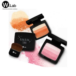 W.LAB Bling Bling Cheek 4.5g, W.LAB