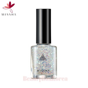 MISSHA Self Nail Salon Glitter Look 8ml
