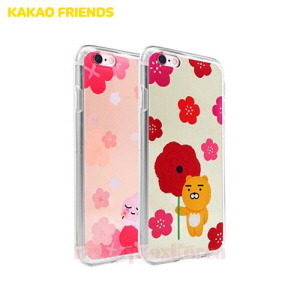 KAKAO FRIENDS Flower Mirror Phone Case