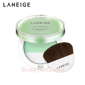 LANEIGE Anti-Pollution Finishing Pact SPF30 PA++ 12g,Beauty Box Korea