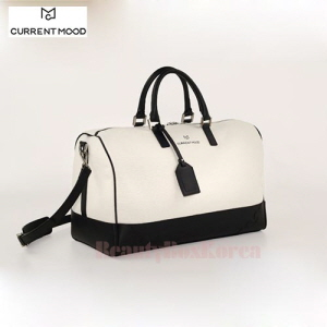 CURRENT MOOD Cabinet Boston Bag L White