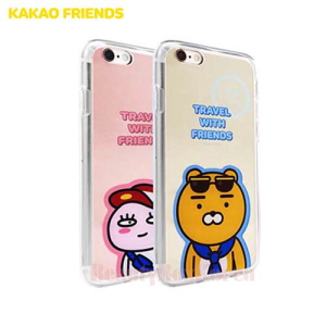 KAKAO FRIENDS Travel Mirror Phone Case
