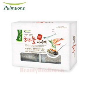 PULMUONE Natural Umami Seafood Dried Sauce Pack 13g*8ea