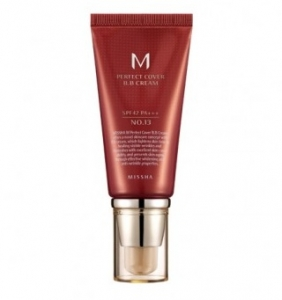MISSHA M PERFECT COVER BB CREAM SPF 42 PA+++ 50ml, MISSHA