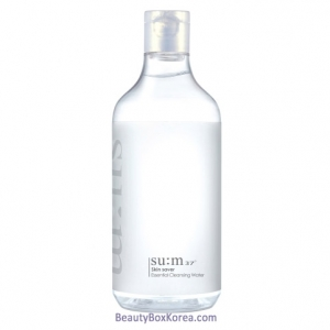 SU:M37 Skin Saver Essential Cleansing Water 400ml, Su:m37