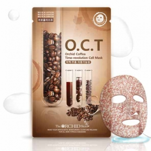 THE ORCHID SKIN Orchid Coffee Time-revolution Cell Mask 25ml, THE ORCHID SKIN