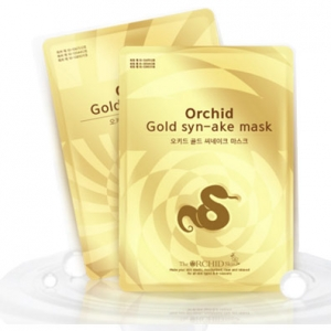 THE ORCHID SKIN Orchid Gold Synake Mask 25ml, THE ORCHID SKIN
