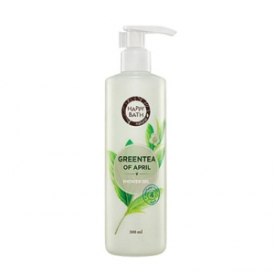 HAPPY BATH ARITAUM COLLECTION Green Tea of April Gel Lotion 300ml, HAPPY BATH